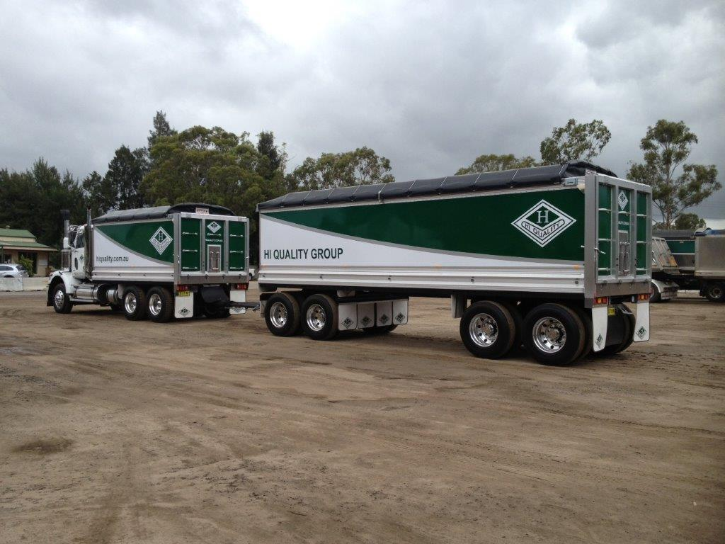 4 Axle Dog for the Hi Quality Group